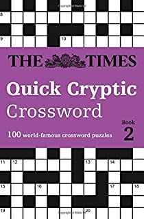 The times quick cryptic crossword book 1 times mind games the times quick cryptic crossword book 2 times mind games solutioingenieria Choice Image
