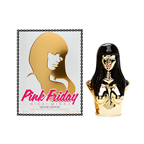 Nicki Minaj Pink Friday Perfume Spray (Deluxe Edition) For Women 100Ml/3.4Oz