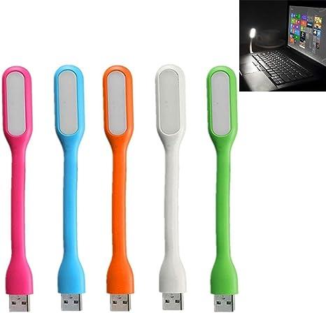 Flexible Mini USB LED Light for PC Notebook Laptop