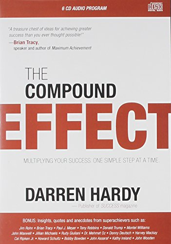 The Compound Effect Audio Program by Success Books