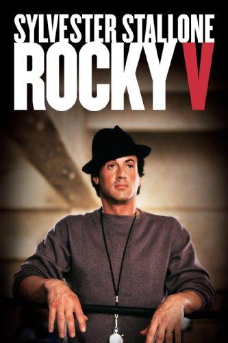 Amazon Com Rocky V Sylvester Stallone John G Avildsen