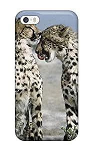 OwmisaR6045UQTRp ZippyDoritEduard Awesome Case Cover Compatible With Iphone 5/5s - Cheetahs Animal