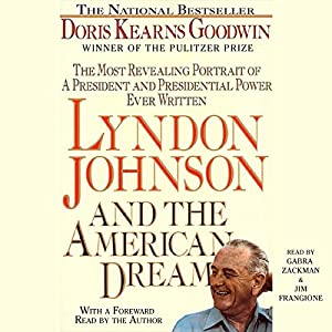 Lyndon Johnson and the American Dream Audiobook
