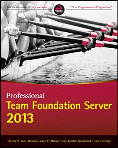professional team foundation server 2013 wrox programmer to programmer