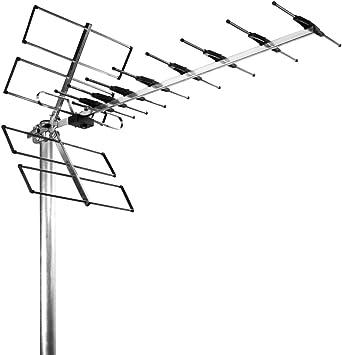 Wisi EB45LTE - Antena (UHF): Amazon.es: Electrónica
