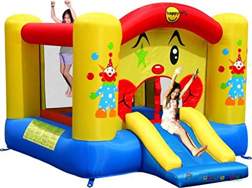 Happy Hop- Slide and Hoop Bouncer, (9201R): Amazon.es: Juguetes y ...