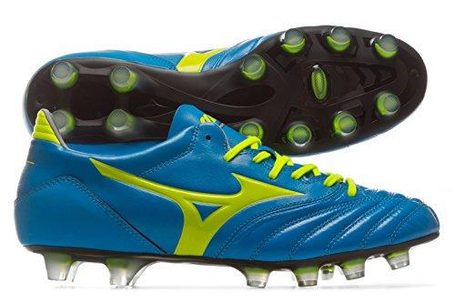 Md Neo P1ga165444 Morelia Mizuno Scarpe giallo Kl Turchese Calcio Da Azzurro WIqn4Yp