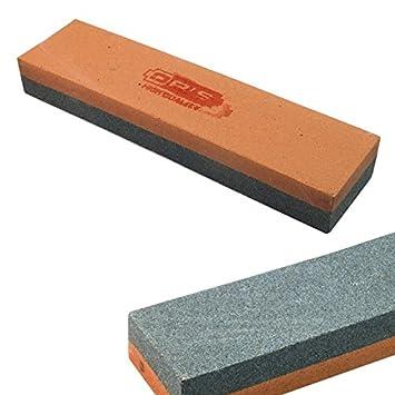 Afilador de cuchillas fabricado en piedra de doble grano ...