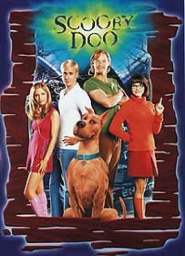 Scooby Doo Sarah Michelle Gellar Freddie Prinze Jr Poster