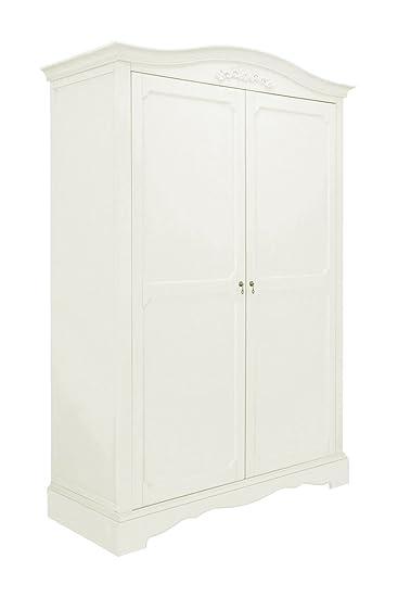CLP Kleiderschrank TAMME mit 2 Türen, im Landhaus Stil, Höhe 204 cm ...