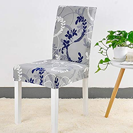 Miraculous Amazon Com Kitchen Chair Cover Dining Seat Cover Black Pabps2019 Chair Design Images Pabps2019Com