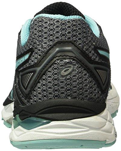 Gel carbon Aruba Gris Blue 8 Pour Black Course Femmes Chaussures Asics phoenix De nHqTOOz4