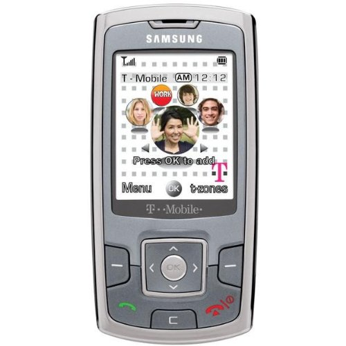 Samsung Katalyst SGH-T739 No Contract T-Mobile Cell - Katalyst Cell T739