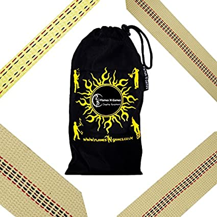 Flames /'N Games Fire Staff Travel Bags 4 sizes