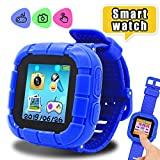 Yehtta Gifts for 3-8 Year Old Girls Samrtwatch Touchscreen Kids Watches Girls Alarm Clock Electronic Toys for Kids