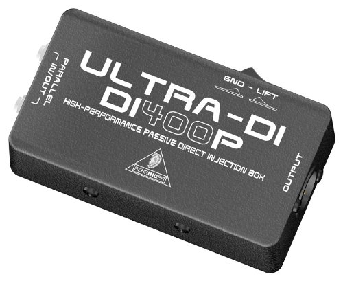 Behringer DI400P Passive Direct Box by Behringer (Image #2)