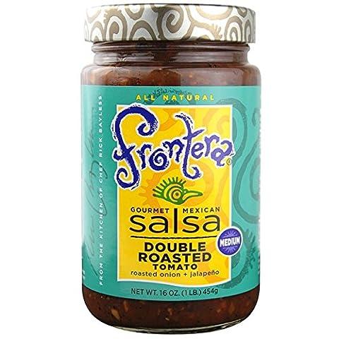 Frontera Salsa Dbl Rstd Tomato (Frontera Double Roasted)