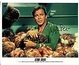 Star Trek William Shatner as Captain Kirk Signed Autographed 8 X 10 Reprint Photo - Mint Condition