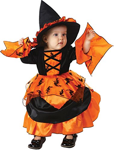Amelia Witch Costume (Infant Witch Costumes)