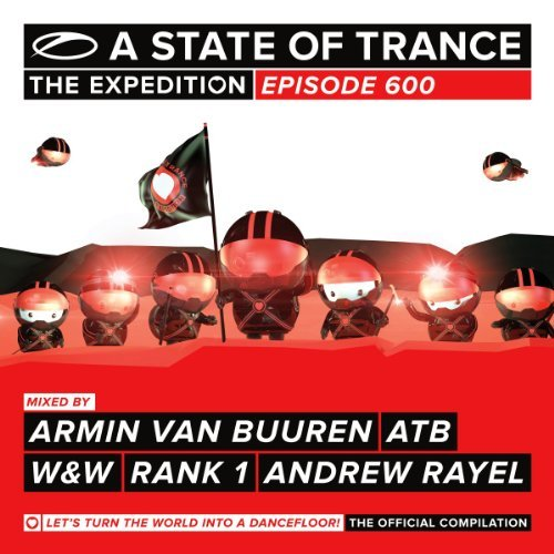 (State Of Trance 600 By Armin Van Buuren & Friends (2013-04-15))