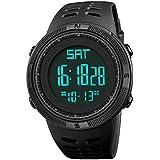 Men's Digital Sport Watch, Military Watches...