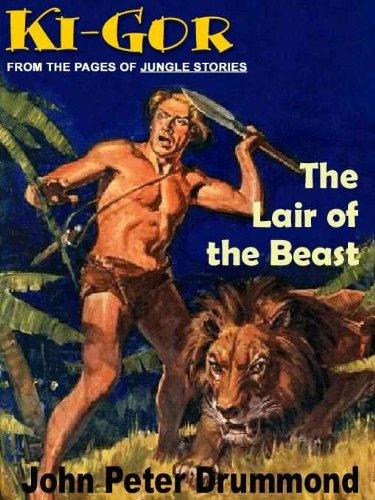 Amazon lair of the beast the ki gor collection ebook john lair of the beast the ki gor collection by drummond john fandeluxe Epub