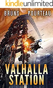 Valhalla Station: A Space Opera Noir Technothriller (The SynCorp Saga: Empire Earth Book 1) (English Edition)