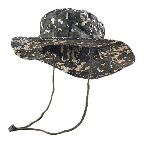 5442e6de1d8 Camouflage Bucket Hats Wide Fishing product image