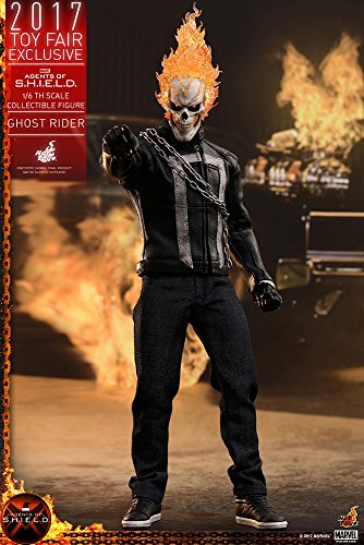 ts of S.H.I.E.L.D. Ghost Rider 1/6 Scale Figure Sideshow Exclusive (Ghost Rider Skull)