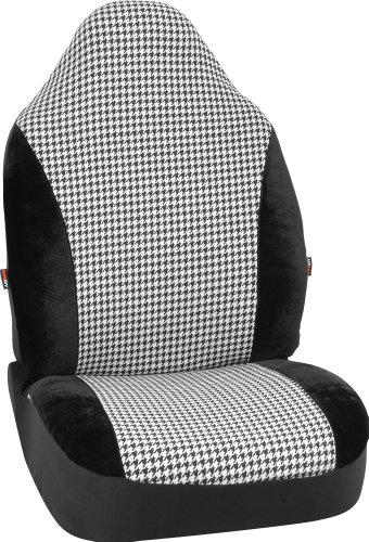 car seat cover houndstooth - 1
