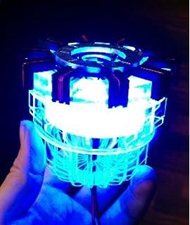 Gmasking Hand Made MK2 Led Arc Reactor 1:1 Blue Replica
