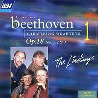 Beethoven: String Quartets, Op.18 Nos 1-3