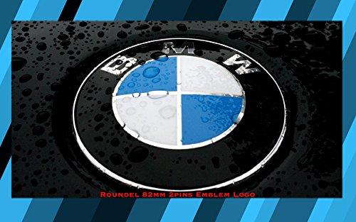 2008 bmw trunk emblem - 6
