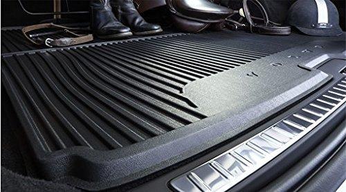Volvo Cargo Mat Rubber 2016-up Xc90 7-seater Black (Xc90 Volvo Roof Cargo)