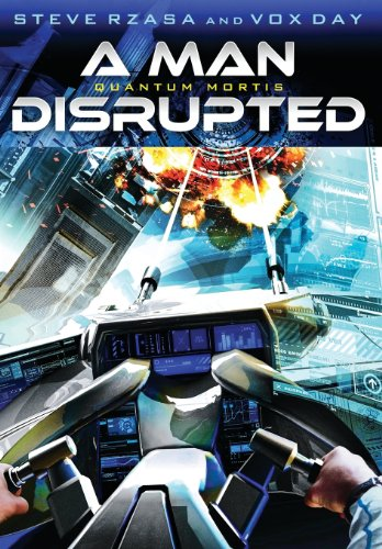 Book cover from A Man Disruptedby Steve Rzasa