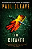 Front cover for the book The Cleaner by Paul Cleave