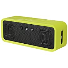 ARCTIC S113BT NFC/Bluetooth 4.0 Stereo Speaker with Built-In Microphone for Hands-Free Calls, Lime