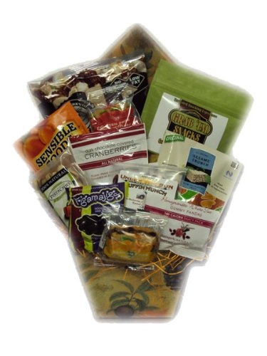 Healthy Thanksgiving Gift Box by Well Baskets