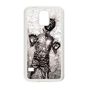 DAZHAHUI Carbonite han solo Phone Case for Samsung Galaxy S5