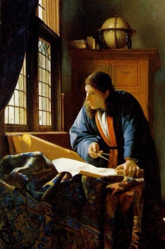 Ebook by Ted E  Bear Press - Johannes Vermeer's 'the Geographer
