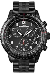 "Timex Men's T49825DH ""Expedition"" Stainless Steel Watch"