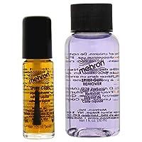Mehron Makeup Spirit Gum y Spirit Gum Remover Combo conjunto (.125 oz)
