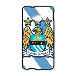 Happy M.C.F.C. Eagle Cell Phone Case for HTC One M7