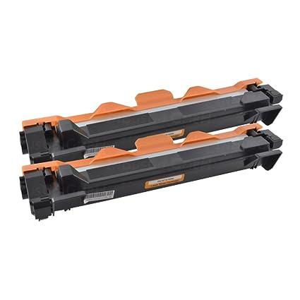 2 x Toner TN1050 para Brother DCP-1510, DCP de 1510R, DCP de 1511 ...