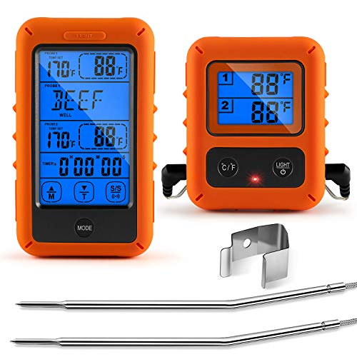 Veken Meat Thermometer for Grilling
