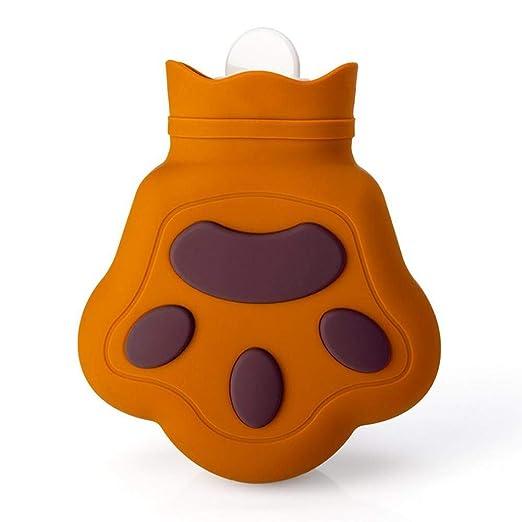 HBBSD Bolsa Agua Caliente Botellas Microondas con Cubierta A ...