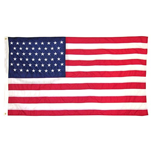Valley Forge 51 Star American Flag 3ft x 5ft Sewn Nylon Review