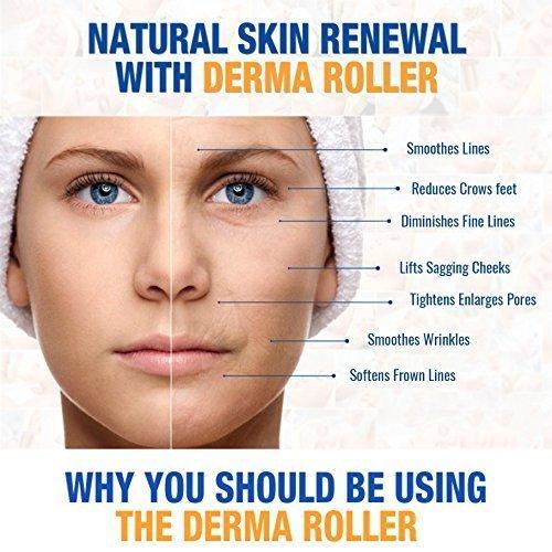 derma roller for face