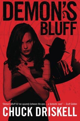 Demons Bluff World Espionage Thriller product image