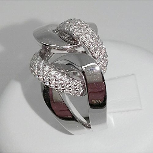 Bague Salvatore arzani Femme 12238 or blanc diamant